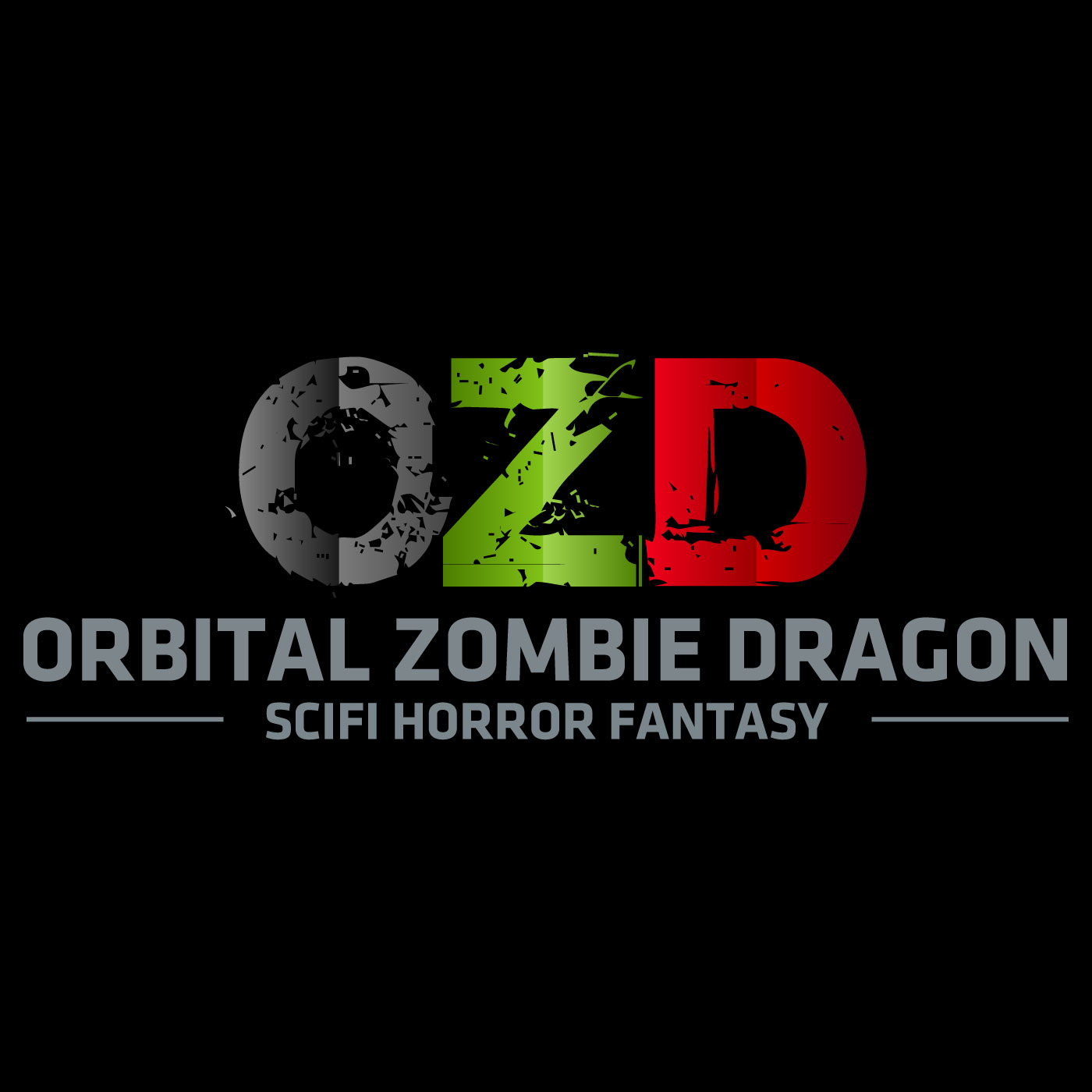 Orbital Zombie Dragon